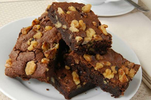 A nyers brownie receptje