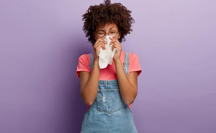 Straub Dezső és az allergia