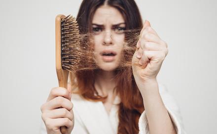 A hajhullás megállítása
